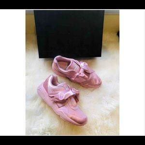 Authentic FENTY X PUMA Bow Accents Sneakers